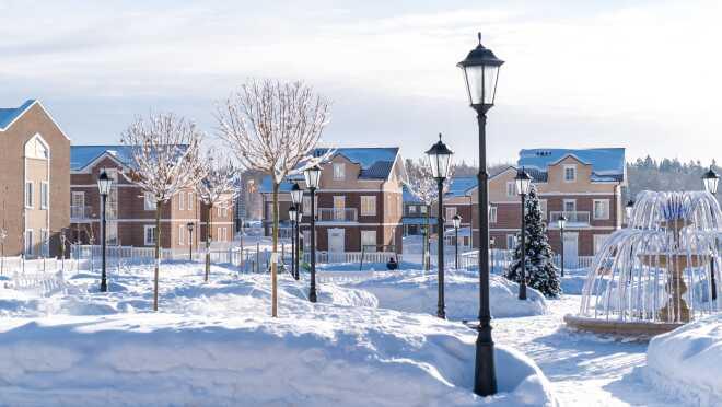 Коттеджный поселок Федоскино Парк
